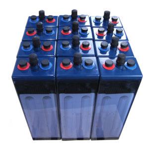 bateria estacionaria 24v opzs